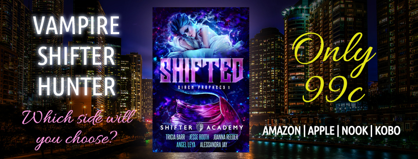 Shifter Academy - Vampire, Shifter, Hunter - Which side will you choose? | www.angeleya.com