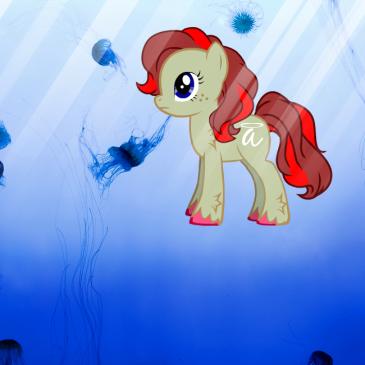 Skye Little Pony!!!