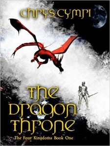 The Dragon Throne by Chrys Cymri