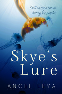 Skye's Lure, A Contemporary Fantasy Romance Mermaid eBook by Angel Leya