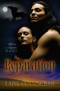 Reparation: A Novel of Love, Devotion and Danger by Laine Cunningham