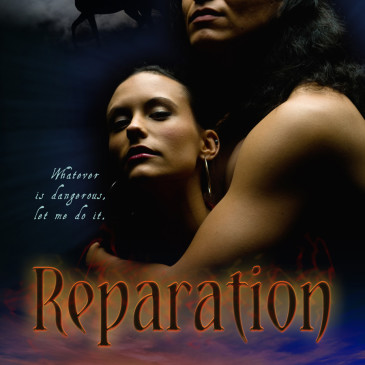 #ICYMI Book Review: Reparation by Laine Cunningham