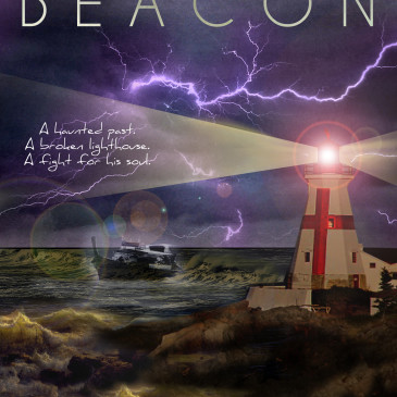 New Cover Design: Redemption's Beacon by Sandy Stuckless