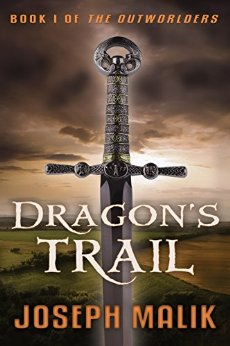 Book Review: Dragon's Trail by @jmalikauthor