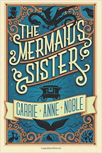 Book Review: The Mermaid's Sister by @noblebat