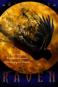 Raven: A Dark Fantasy Short Story by Angel Leya | www.angeleya.com