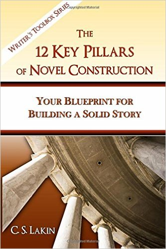 Book Review: The 12 Key Pillars of Novel Construction by @CSLakin