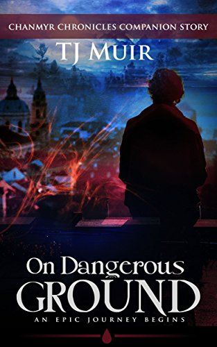 Book Review: On Dangerous Ground by TJ Muir