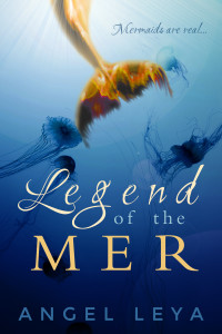 Legend of the Mer, Skye's Lure #1 | www.AngeLeya.com