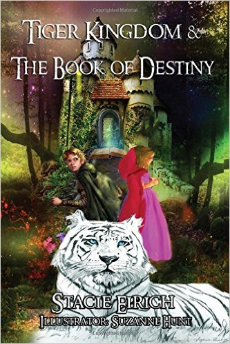 Book Review: Tiger Kingdom & The Book of Destiny by @spacetodream16