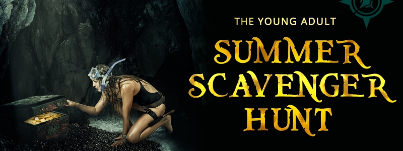 The Young Adult Summer Scavenger Hunt, presented by An Alliance of Young Adult Authors (AAYAA)