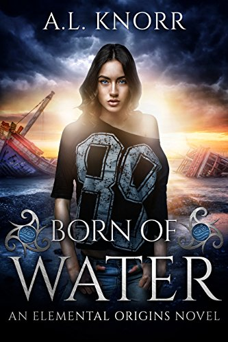 Book Review: Born of Water by @ALKnorrBooks