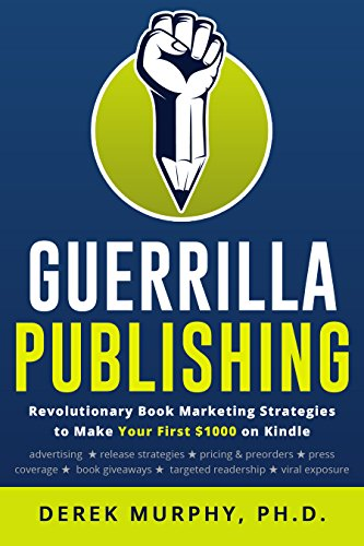 Book Review: Guerrilla Publishing by @Creativindie