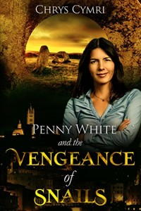 Book Review: Penny Whit and The Vengeance of Snails by Chrys Cymri | www.AngeLeya.com
