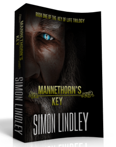 Mannethorn's Key by Simon Lindley, now available for preorder, releases 1/5/18 | www.AngeLeya.com