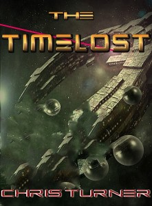 Guest Post: Human vs. Alien in The Timelost by Chris Turner | www.AngeLeya.com #scifi #amreading