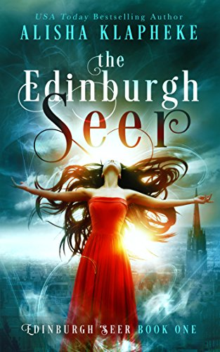 Book Review: The Edinburgh Seer by @alishaKlapheke