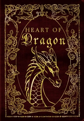 Heart of Dragon journal by Angel Leya | www.angeleya.com