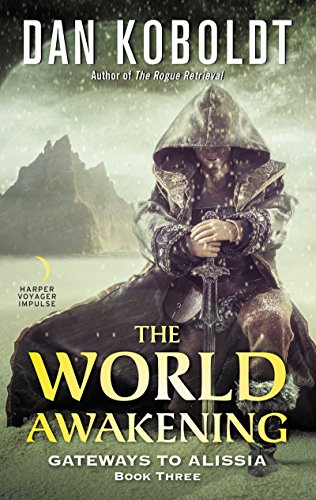Book Review: The World Awakening by @DanKoboldt