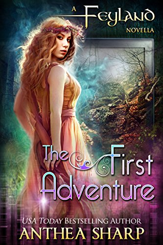Book Review: The First Adventure by @AntheaSharp