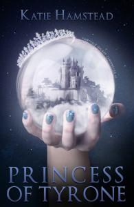 Princess of Tyrone by Katie Hamstead | Tour organized by YA Bound | www.angeleya.com
