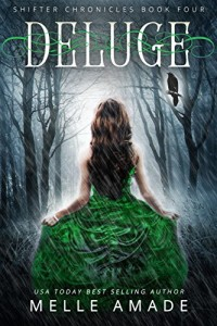 Book Review: Deluge by Melle Amade, book 4 in the Shifter Chronicles   www.angeleya.com
