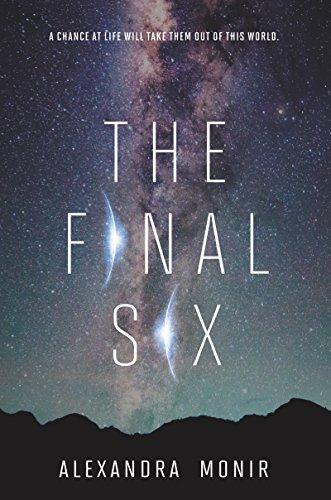 Book Blitz + #Giveaway: The Final Six by @TimelessAlex