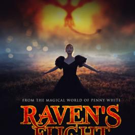 Book Review: Raven's Flight by @ChrysCymri