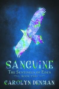 Sanguine by Carolyn Denman   Tour organized by YA Bound   www.angeleya.com