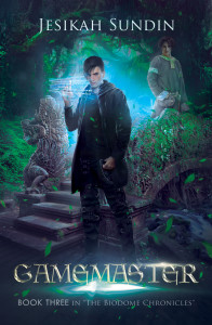 Gamemaster by Jesikah Sundin | www.angeleya.com #amreadingfantasy