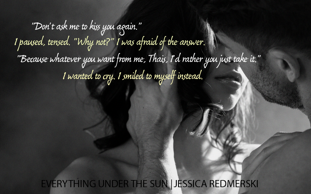 Quote 4: Everything Under the Sun by J.A. Redmerski | www.angeleya.com