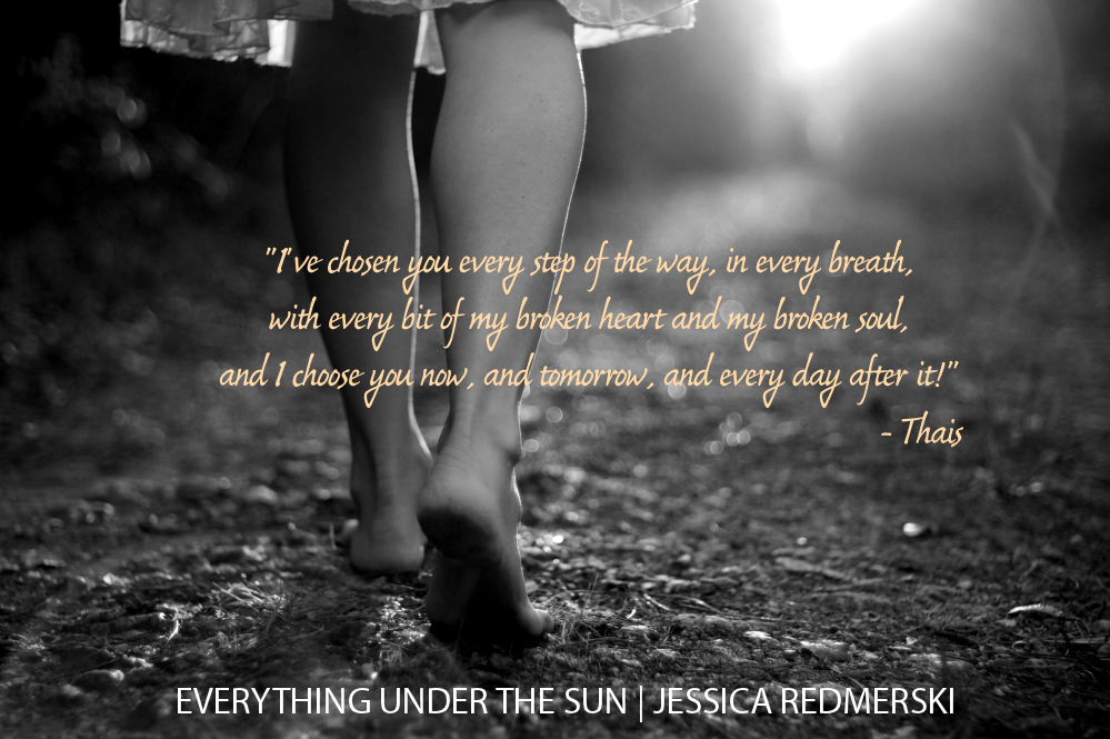 Quote 1: Everything Under the Sun by J.A. Redmerski | www.angeleya.com