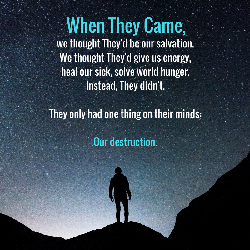 Quote from Book Blitz & #Giveaway: When They Came by Kody Boye   Tour organized by YA Bound   www.angeleya.com