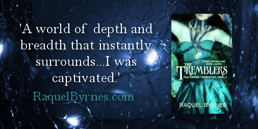 Weapons of Light & Power from The Tremblers by @raquelbyrnes