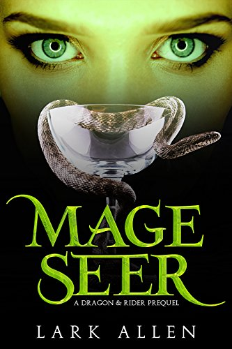 Book Review: Mage Seer by @AuthorLarkAllen ‏