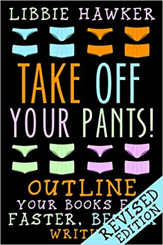Book Review: Take Off Your Pants! by @LibHawker