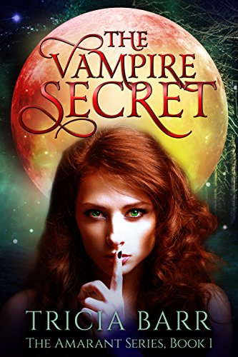 Review: The Vampire Secret by @The_Amarant