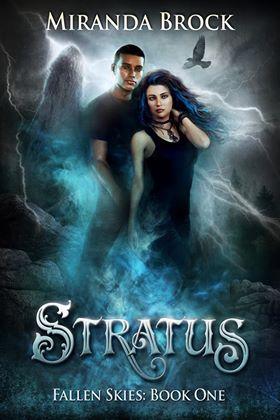 Cover Reveal: Stratus by @Miranda_Brock1 