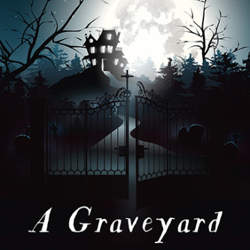 Book Spotlight: A Graveyard Visible by @steveconoboy
