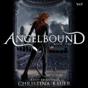 Angelbound by Christina Bauer | Tour organized by YA Bound | www.angeleya.com