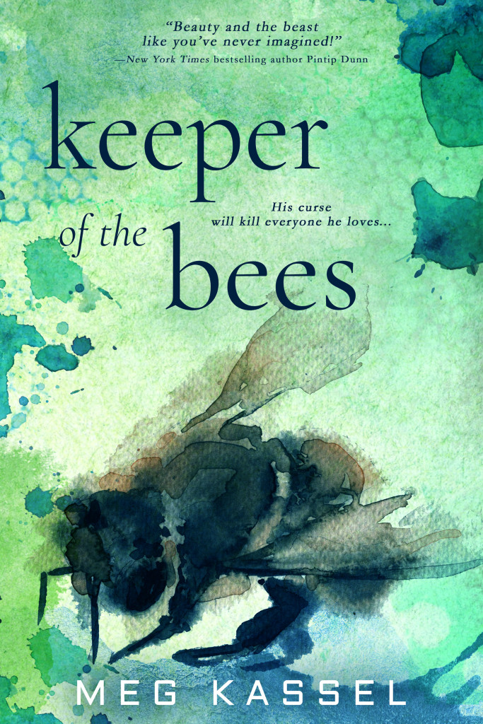 Keeper of the Bees by Meg Kassel | Cover Reveal organized by YA Bound | www.angeleya.com
