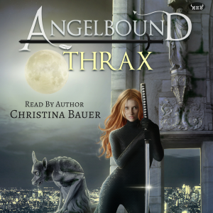 Angelbound: Thrax by Christina Bauer | Tour organized by YA Bound | www.angeleya.com