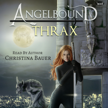 Blog Tour: Thrax (Angelbound Origins #4) by @CB_Bauer