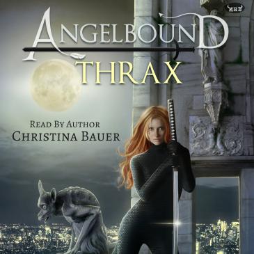 Blog Tour: Thrax (Angelbound Origins #4) by @CB_Bauer