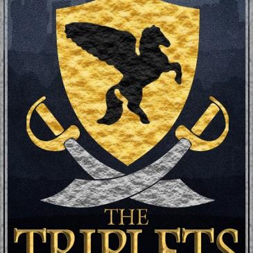 Book Blitz: The Triplets by @_NicoleMDavis