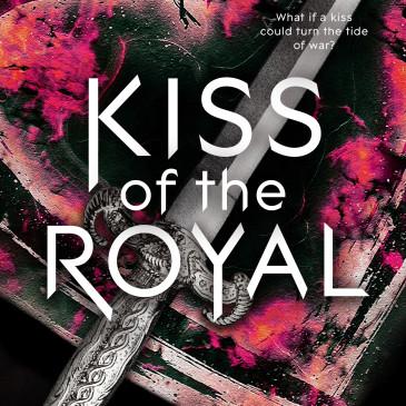 Blog Tour: Kiss of the Royal by @lindseyduga @EntangledTeen