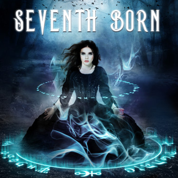 Cover Reveal: Seventh Born by @monicabsanz, @entangledteen