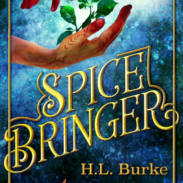 Book Review: Spice Bringer by @hlburkewriter