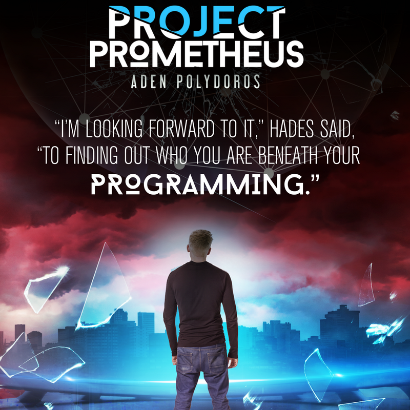 Teaser 1: Project Prometheus by Aden Polydoros | Tour organized by YA Bound | www.angeleya.com