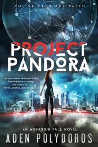 Project Pandora by Aden Polydoros | Tour organized by YA Bound | www.angeleya.com